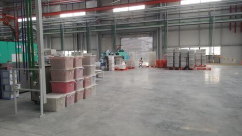Nhà máy sản xuất sản phẩm nhựa Duy Tân Long An