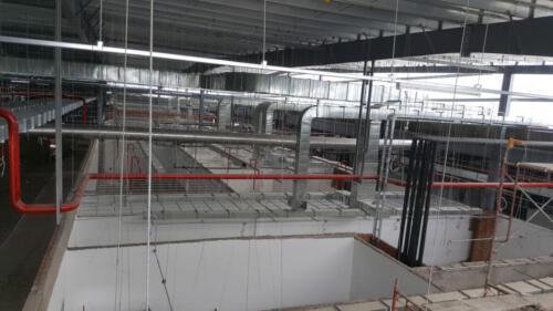 Nhà máy chế biến thực phẩm CJ Cầu Tre